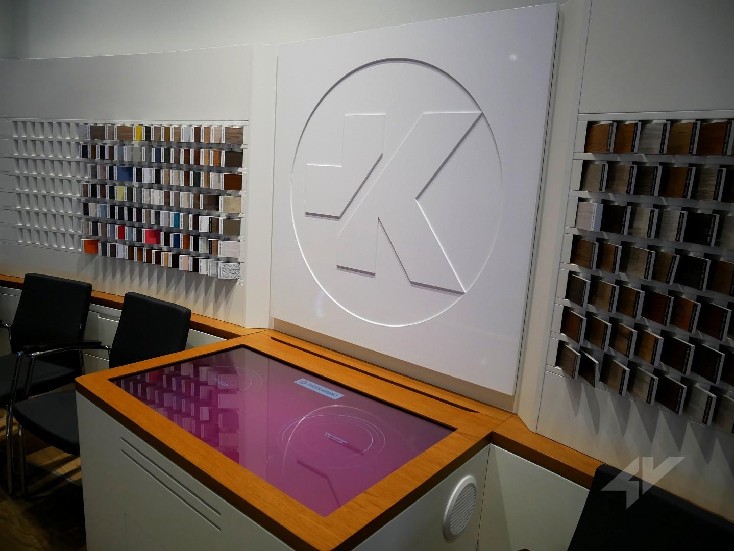 Showroom 360 Kronopol fot. Tomasz Szynkar