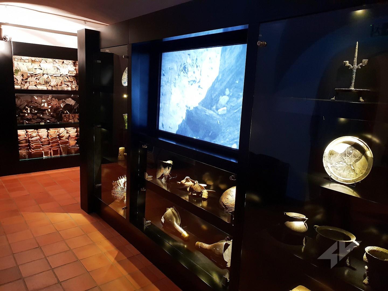 Muzeum Archeologiczno-Historyczne w Elblągu fot. Tomasz Szynkar